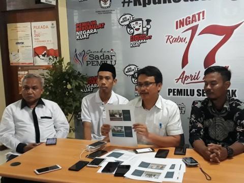 Pemilu Ulang di Tangerang Capai 22 TPS