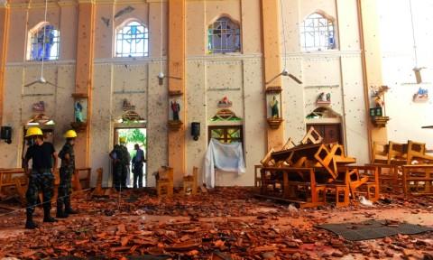 87 Detonator Bom Ditemukan di Terminal Bus Sri Lanka