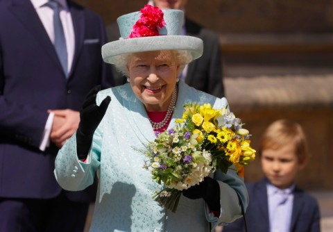 Ratu Elizabeth II Rayakan Ultah ke-93 dengan Layanan Paskah