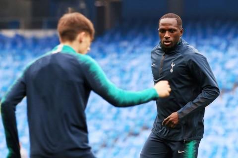 Spurs Hadapi Ajax Tanpa Moussa Sissoko