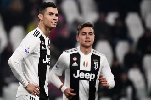 Legenda Juve Sebut Dybala Menderita dengan Kehadiran Ronaldo
