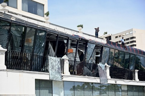 AS Bandingkan Serangan Teror di Sri Lanka dengan 9/11