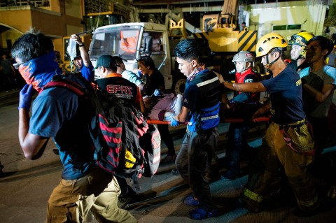 Gempa 6,3 SR Guncang Filipina, 8 Tewas