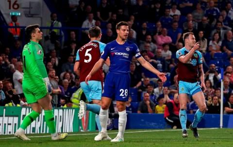 Ditahan Imbang Burnley, Chelsea Belum Menyerah Finis Empat Besar