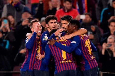 Barcelona Ingin Pastikan Gelar La Liga Sebelum Berhadapan dengan Liverpool