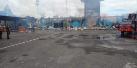 Kebakaran Tak Ganggu Operasional Bandara Nabire