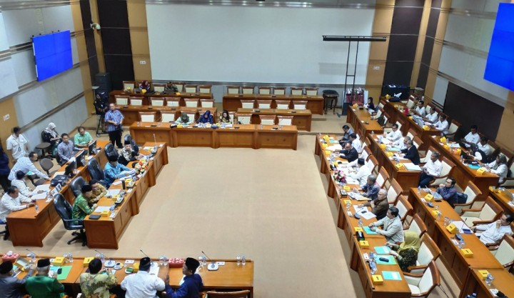 Komisi VIII Bahas Penambahan 10 Ribu Kuota Jemaah Haji