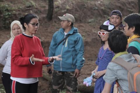 Viva Westi Bangga Bisa Sutradarai Film Koki Koki Cilik 2