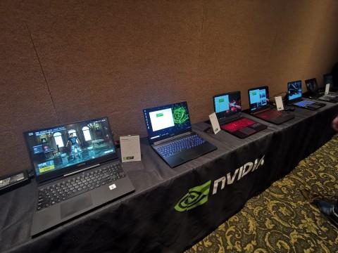 NVIDIA GTX 1660 Ti dan 1650 ke Laptop, Game Esports 100 Fps