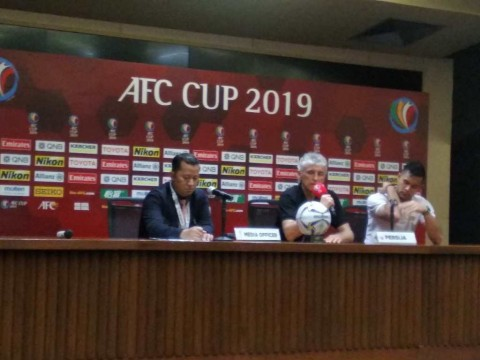 Ivan Kolev Belum Menyerah di Piala AFC