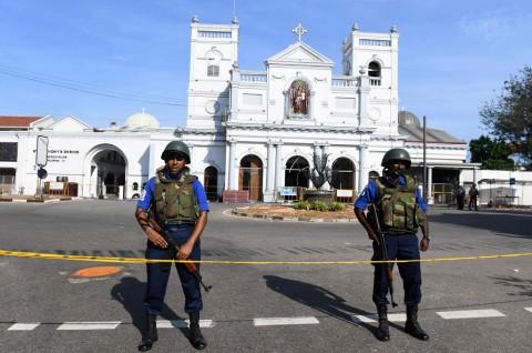 ISIS Klaim Bom Bunuh Diri di Sri Lanka
