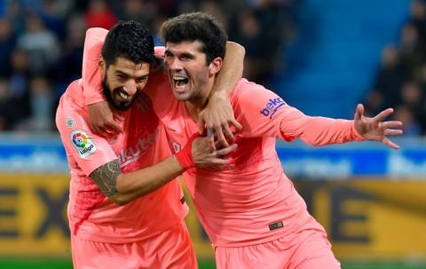 Dua Gelandang Barcelona Lebih Suka Menangkan Gelar Akhir Pekan Ini