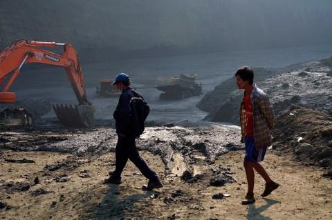 Tambang Giok di Myanmar Longsor, 50 Orang Dikhawatirkan Tewas