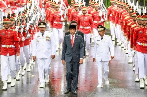 Presiden Lantik Gubernur Maluku
