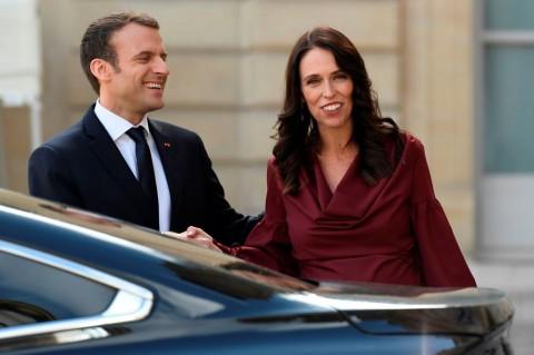 Selandia Baru-Prancis Akan Tanggulangi Terorisme Via Media Sosial