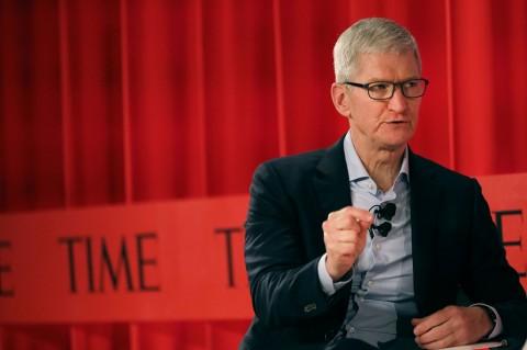 Bos Apple Ingin Pengguna iPhone tak Gunakan Ponsel Tanpa Henti