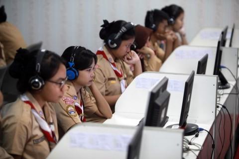 2.291 Siswa SMP di Sulsel Tak Hadir UNBK