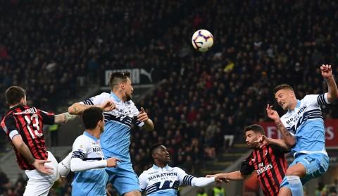 Permalukan Milan, Lazio ke Final Coppa Italia