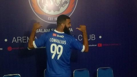 Comvalius: Hati Saya Masih di Indonesia