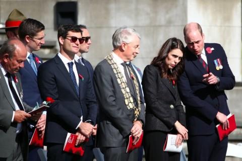 Pangeran William Akan Temui Korban Penembakan Christchurch