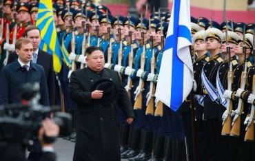 Kim Jong-un Bersiap untuk Pertemuan Pertama dengan Putin