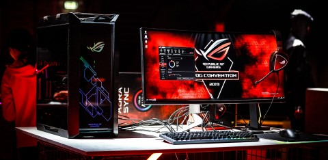 ASUS ROG Convention 2019 Digelar di Jerman