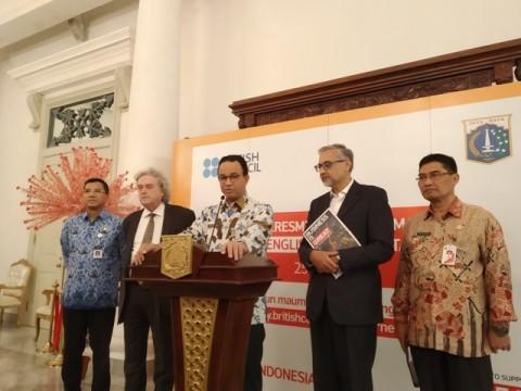 120 Guru DKI Ikut English for Jakarta