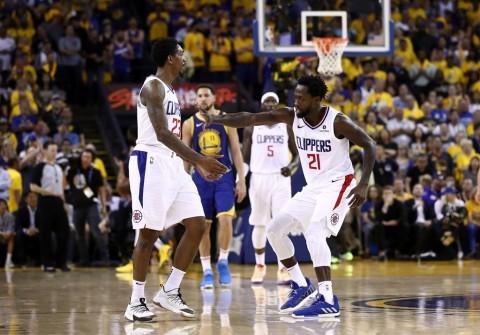 Menangkan Game 5, Clippers Perpanjang Nafas