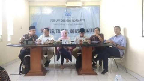 Kinerja DPR ke Depan Diprediksi Tak Berubah