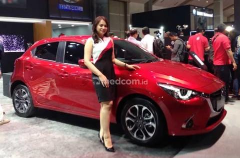 Tak Ada Peluncuran Produk Baru, Mazda Hanya Usung Tagline Baru