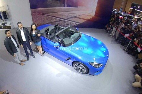 BMW Boyong All New BMW Z4 dan MINI Edisi Terbatas