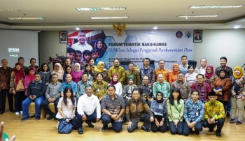 Kemendes PDTT Perkuat Sinergi Sosialisasikan BUMDes