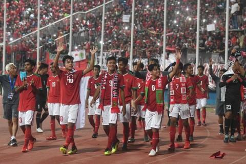 Indonesia Jadi Tuan Rumah Kualifikasi Piala Asia U-16