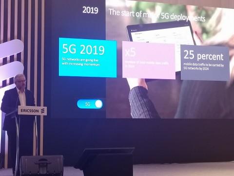 Manfaat 5G Bagi Operator di Indonesia Menurut Ericsson