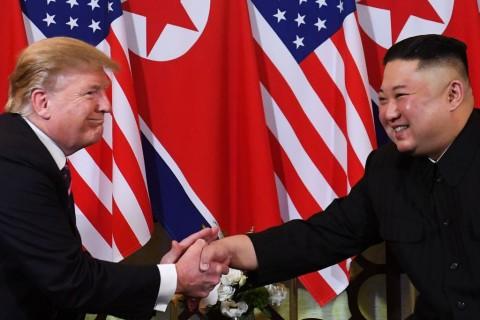 Kim Jong-un Sebut Trump Bersikap Buruk di KTT Hanoi