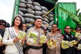 Penyelundupan 5 Karung Sabu Manfaatkan Riuh Pemilu