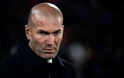 Zidane Kesal Lihat Madrid Tumpul Hadapi Getafe