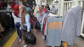 Satpol PP Tambah Pasukan Jaga Pasar Tanah Abang
