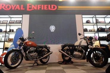 Royal Enfield Bermesin 2-Silinder Mengaspal di Indonesia