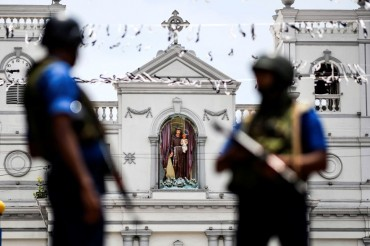 Potensi Serangan di Sri Lanka Masih Besar