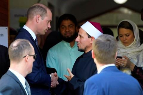 Pangeran William: Ekstremisme Harus Dikalahkan