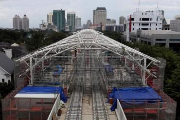 Efek Pembangunan Infrastruktur Ciptakan Ekonomi Baru
