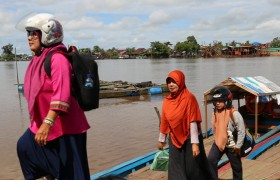 Kegigihan Peserta Akademi Paradigta dalam Memajukan Perempuan Desa