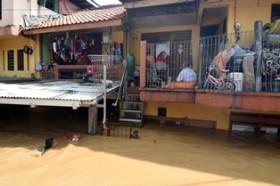 Anies: Banjir Jakarta Bukan karena Hujan