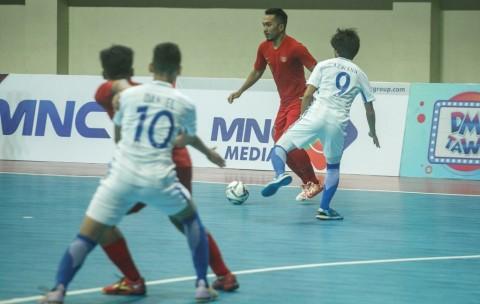 Timnas Futsal Indonesia Takluk di Tangan Jepang
