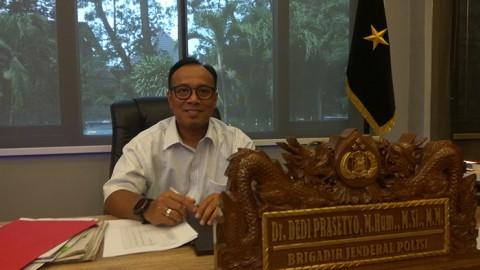 Polisi Bantah Peretas Situs KPU Direkrut Negara