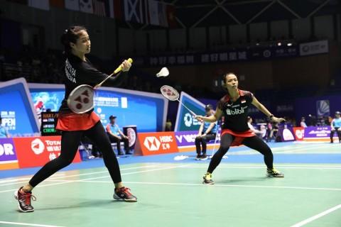 BAC 2019: Kata Rizki/Della Usai Lolos ke Semifinal