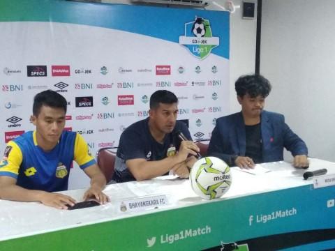 Strategi Bhayangkara FC untuk Kalahkan PSM Makassar