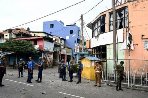 Prajurit Sri Lanka Temukan 15 Jenazah dalam Penggerebekan