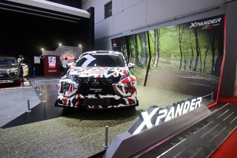 Mitsubishi Xpander AP4 Concept, Mainan Baru Rifat Sungkar